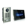 Villa video intercom system,villa door phone, TCP/IP Video Door Phone System