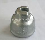 Customize accepted Glass insulator Ductile Iron Cast Insulator Cap