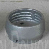 Insulator base,ISO appr Power Accessory Porcelain Insulator Base End Fitting