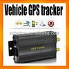 Car GPS tracker TK103 Controller gprs car tracker system,AVL,gsm locator tracking system