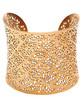 rose gold plated fashion bangle