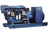 China Famous Weichai Power Serise Marine Diesel Generator 100KW/125KVA