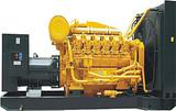Zhongding 1500KW Jichai Diesel Generator Set