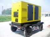 Movable Trailer Diesel Generator Set Price
