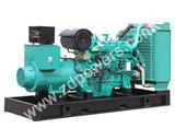250KVA Yuchai diesel generation set
