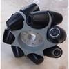 310mm 600kg payload mecanum wheel for truck lift