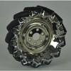 152.4mm steel hub robot Omni wheels