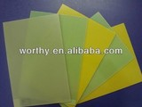 epoxy phenol aldehyde glass cloth laminated sheet