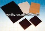 Phenolic paper insulation board