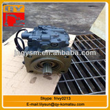 komatsu excavator pc50mr-2 main genuine hydraulic pump