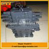 komatsu excavator pc70-8 hydraulic main control valve
