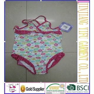 2014 New Arrival Reliable China Supplier girls swimwear