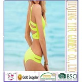 summer new 2014 cheap bikinis set Underwear solid swimsuit Women beach wear SML push up bikini swimwear brand vs bathing suit
