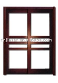 glass internal sliding door