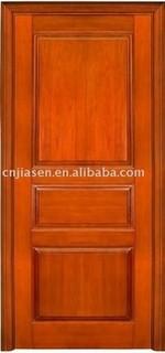 solid internal wood door