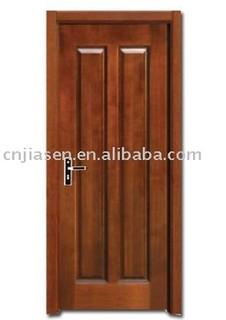 solid interior door