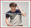 plain round neck t-shirt,mens sleeveless t-shirts,t-shirts cotton modal