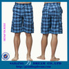 Men's bermuda shorts plaid shorts PS1201