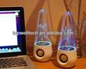 Cheap speakers NEW 3D LED Dancing Water speaker large water speakers water speakers led