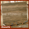 Aluminum composite panel Sliver travertine vein cut