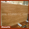 Aluminum composite panel Once Travertine vein cut
