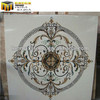 Beautity natural Red Marble medallions flooring