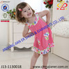 2014 hot sale cotton clothing wholesale baby girl dresses