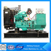 50kw Cummins Diesel Generator,With 4BTA3.9-G2,Electric Speed Adjustment Diesel Generation