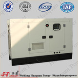 30kva outout Diesel Fuel with Self-start system Soundproof Generator