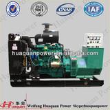 6113ZLD Engine Brushless alternator 180kva Generator