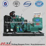 50kva Diesel Generator Set,100% Copper wires alternator,Competitive Generator Price
