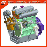 High quality 4135D shanghai diesel generator price china