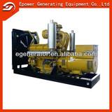 Shangchai dongfeng 375 diesel power genset kva