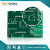 Double sided Green solder mask PCB in IPC-6012 class 2 standard