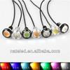 New design Colorful car DRL eagle eye led light Tail light