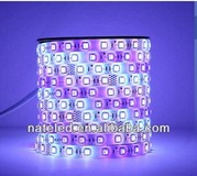 12V IP65 Scrolling Running LED Strip Light 5050 SMD with Remote Control