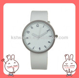 leather bracelet watch 2013 new products lady watch