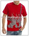 Hot! Fashion Cotton Printed T shirt, t-shirt printing, wholesales t-shirts