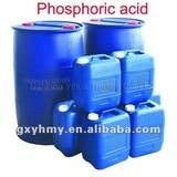 Hot sales Good quality Phosphoric acid 75%,85% Tech/Industrial grade
