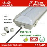 sensor&emergency SMD3528 40W 4FT IP65 tri-proof led underground light