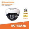 Hot Selling White and Black Color dome cctv camera factory
