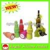 made in China bottle cork stoppers/love wine stopper/resin wine stopper