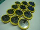 high quality 60K nicd button cell rechargeable battery