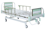Center Controlled lock for Two-function Manual Hospital Beds