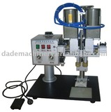 DDS-1 Semi-automatic Bottles Jars Capping Machine