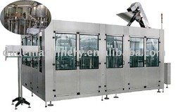 Water Juice Milk Beverage Filling Machine