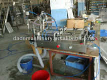 DDLF--500 Liquid Shampoo Wine Juice Venigar Filling Machine