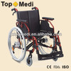 manual lightweight Aluminum steel lesuir sport wheelchairs with fast deliery,cheap price best seller From China