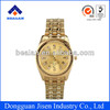 NEW Rose Gold Watches Men with Stainless Steel Watch