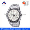 Hot sale men stainless steel watch,chronograph watches for men,mens watches